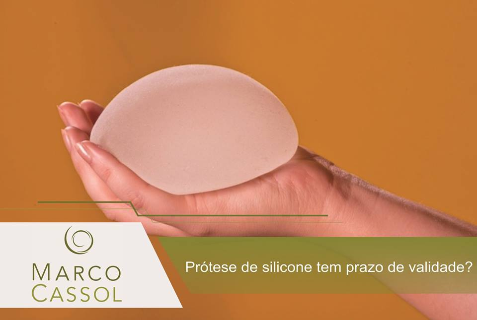 prótese de silicone e formato
