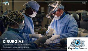 sala de cirurgia plástica
