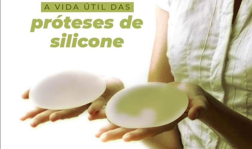 prazo de validade das prótese de silicone