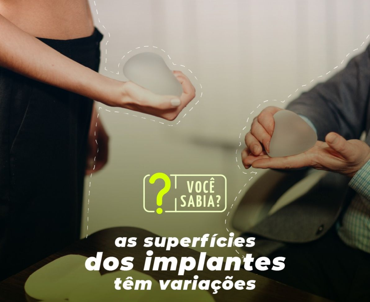 Superficies de Prótese de Silicone