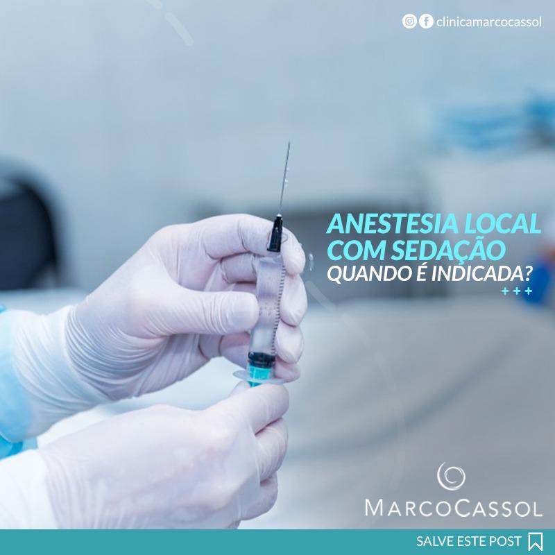 Prótese de Silicone - Anestesia local, Peridural ou Geral? 1