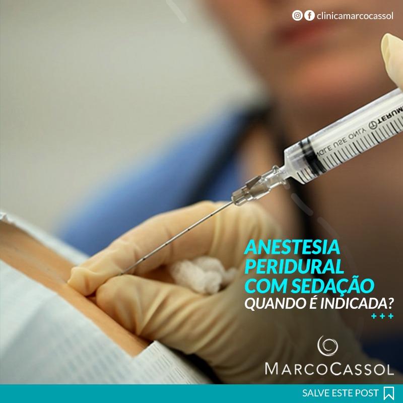 Prótese de Silicone - Anestesia local, Peridural ou Geral? 2