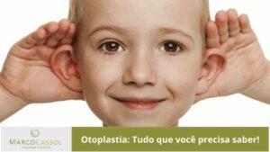 imagem em destaque do artigo sobre otoplastia