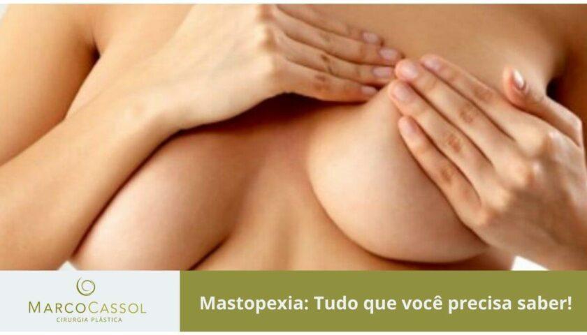 tudo sobre mastopexia