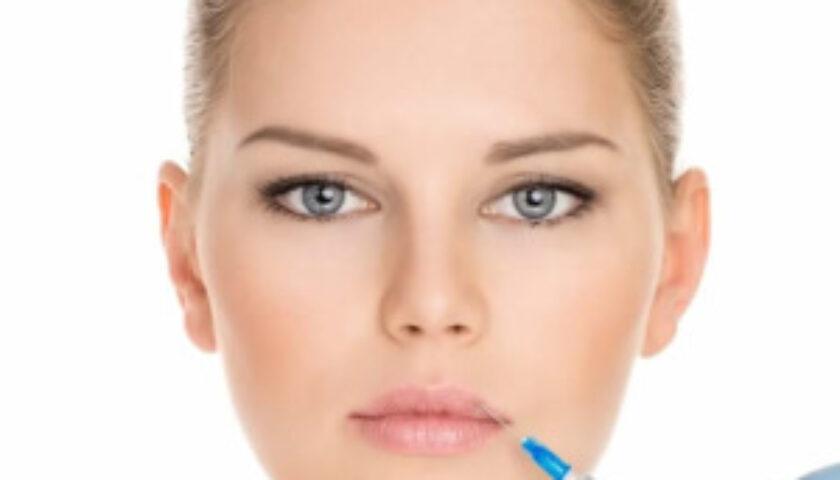 procedimento lábios carnudos