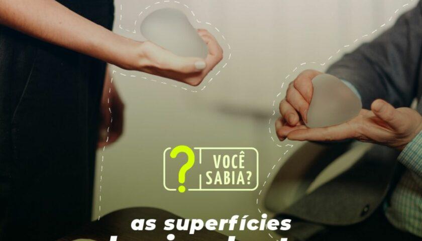 Superficies de Prótese de Silicone